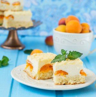 albicocche candite, ricette estive, dolci
