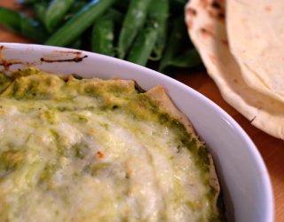 Lasagne di carasau e crema di verdure
