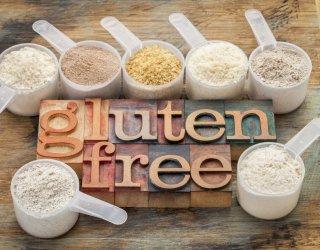 cucina, gluten free, farine senza glutine