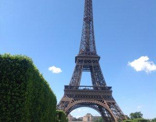 Parigi Tour Eiffel ©Olivia Chierighini