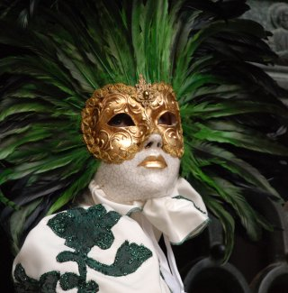 Carnevale a Venezia - maschera