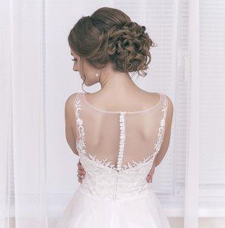 matrimonio, acconciature sposa 2017, hairstyle