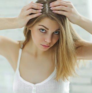 rimedi naturali, forfora, problemi capelli