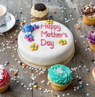 cake design festa della mamma,  torta cake design festa della mamma