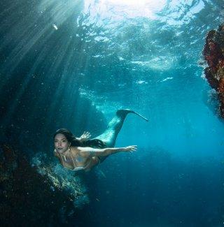 scuole sirene, mermaiding