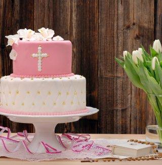 torte prima comunione pasta zucchero, cake design prima comunione