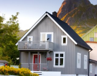 Una casa tutta ecologica donnad for Rendi la tua casa online