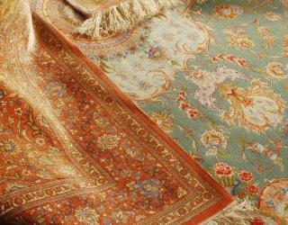 Come pulire i tappeti persiani donnad - Lavaggio tappeti in casa ...