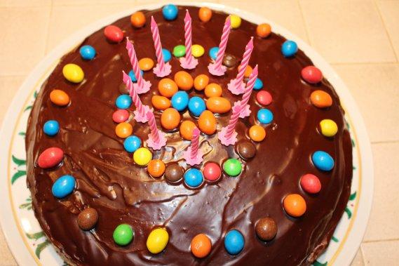 La festa di compleanno donnad for Decorazioni festa compleanno