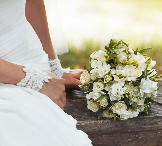 Il bouquet della sposa donnad - Il giardino della sposa ...