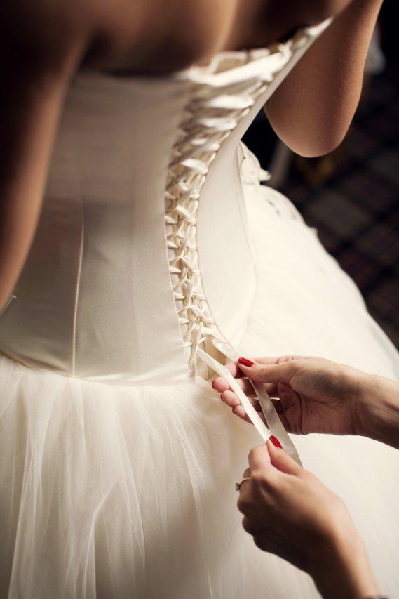 789e891fc4c9 La scelta dell abito da sposa