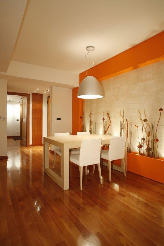 Come Rimodernare Casa E Arredo Del Soggiorno : Rimodernare un vecchio appartamento di mq e