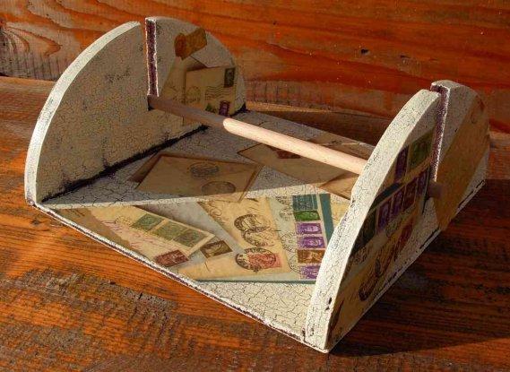 D coupage su legno come farlo soluzioni e idee donnad - Bricolage legno idee ...