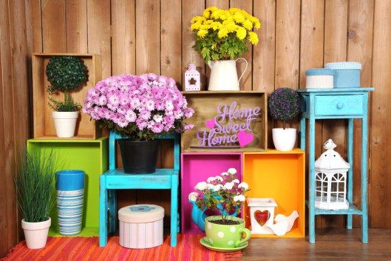 4 oggetti da riutilizzare in modo creativo nell for Programma x arredare casa