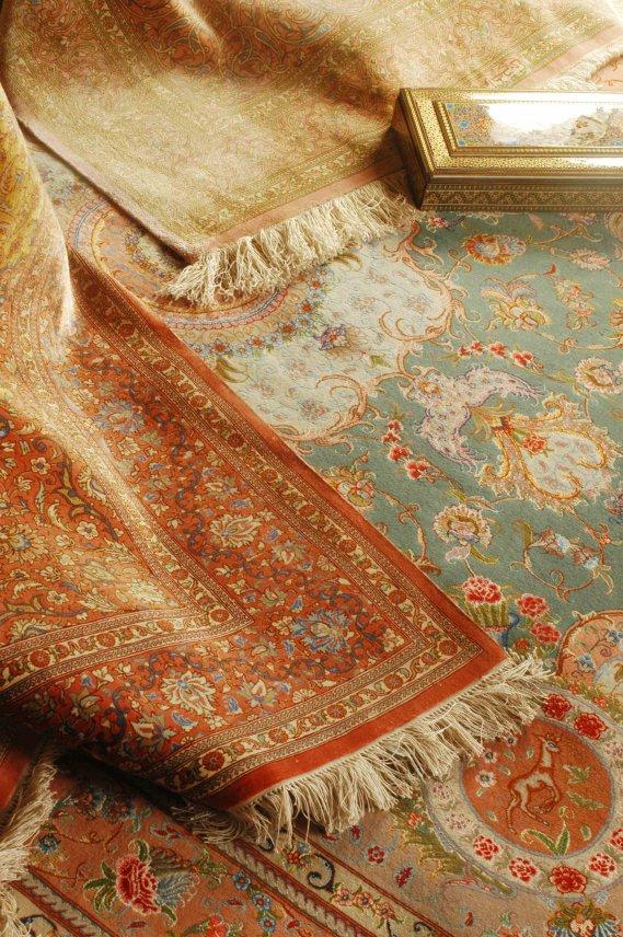 Come pulire i tappeti persiani donnad - Lavare tappeti in casa ...