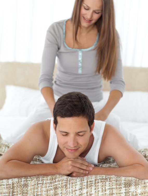 How do women ejaculate from orgasm