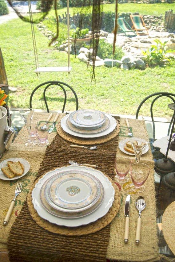 Come si apparecchia la tavola donnad - Una bella tavola apparecchiata ...