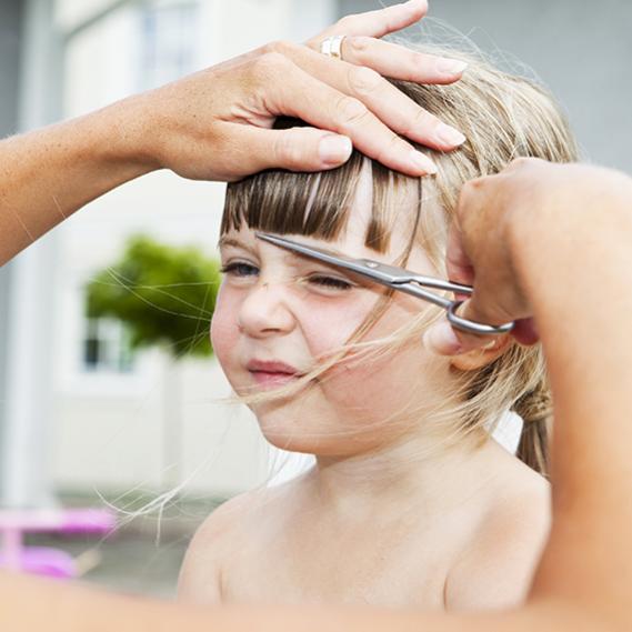 Giochi parrucchiera tagliare capelli