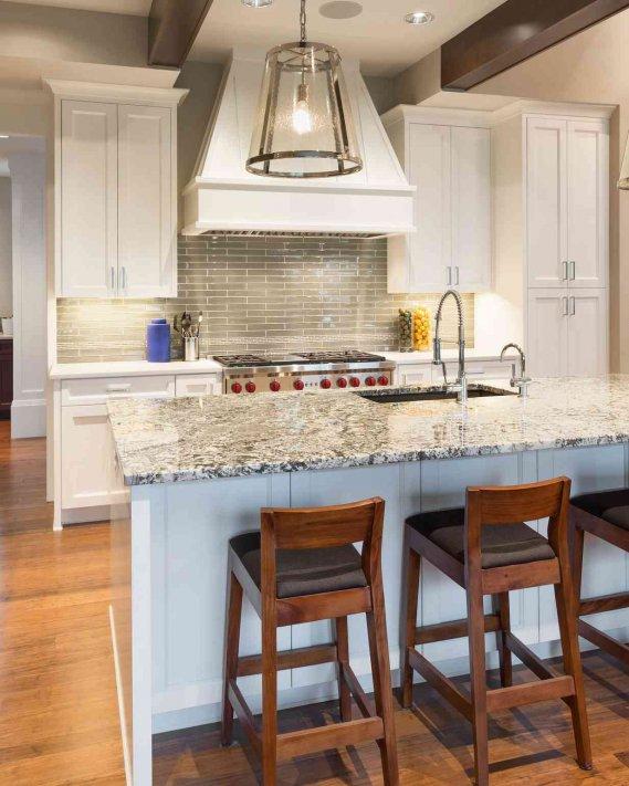 Come pulire il piano della cucina in quarzo guida donnad - Piano della cucina ...