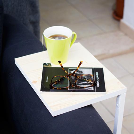 Come creare un tavolino per il tuo divano donnad - Creare un divano ...