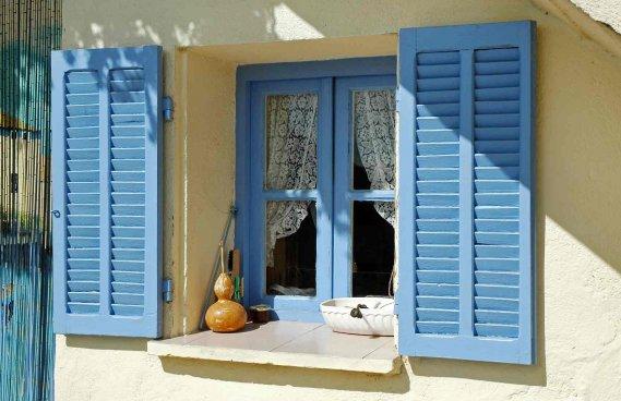 Come pulire bene le persiane in alluminio legno pvc e - Pulire porte legno ...