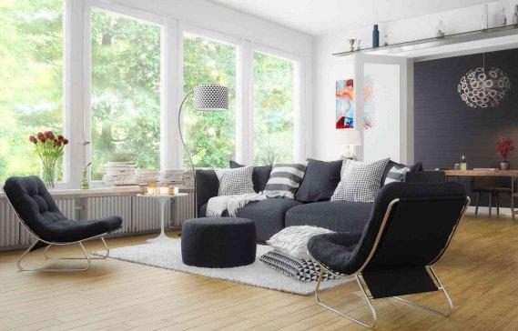 come arredare un soggiorno | donnad - Come Arredare Un Soggiorno Rettangolare