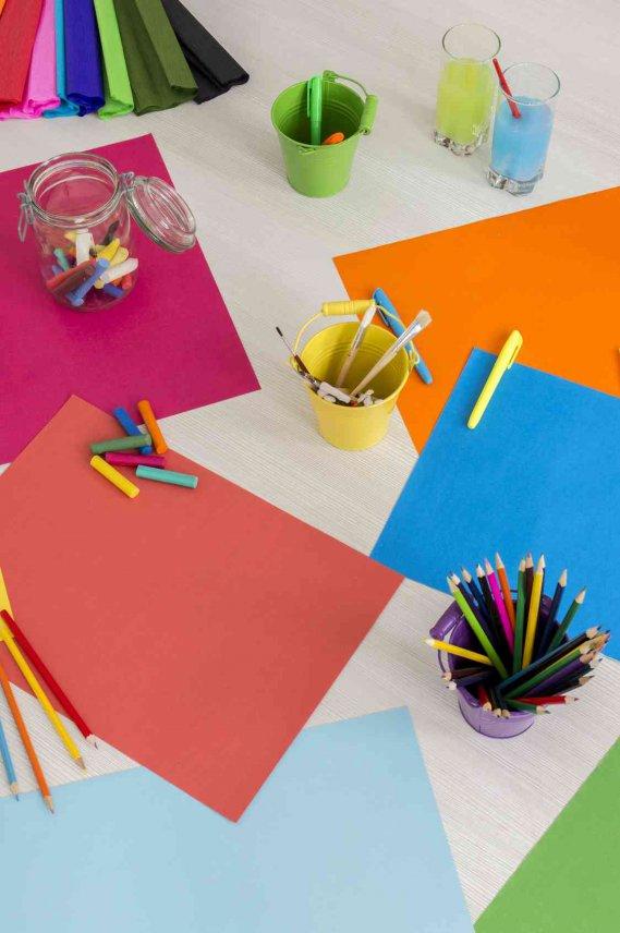 Come riciclare la carta in modo creativo riusa tutti i tipi di carta donnad - Riciclare tutto in casa ...
