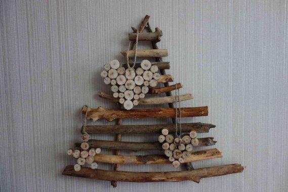 Albero di natale fai da te idee per il riciclo creativo donnad - Bricolage fai da te idee ...