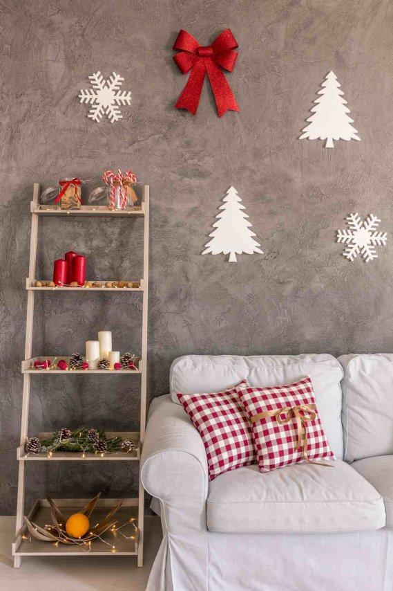 Idee addobbi natale 2019 fai da te disegni di natale 2019 - Decorazioni natalizie per finestre fai da te ...