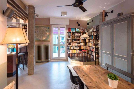 Come rivestire le ante dell 39 armadio idee creative fai da - Rivestire ante cucina ...