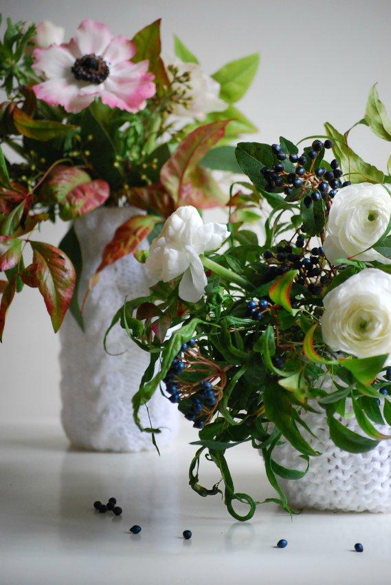 L arte di decorare con i fiori la tavola delle feste donnad for Fiori con la l
