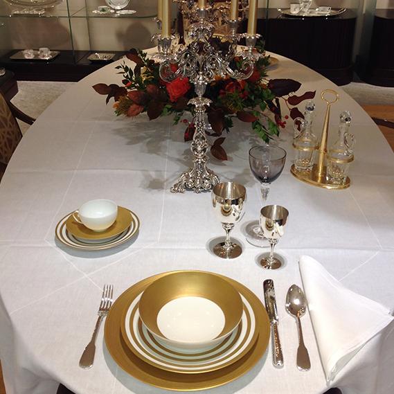 Il bon ton della tavola per le feste di natale e capodanno donnad - La tavola di melusinda ...