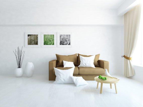 Come arredare le pareti di casa con quadri e stampe donnad for Programma x arredare casa