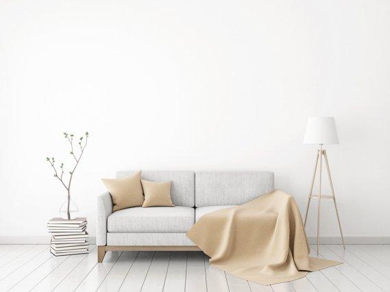Come pulire il divano di stoffa sfoderabile donnad - Pulire divano tessuto bicarbonato ...