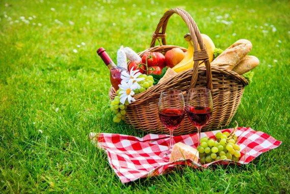 il men da pic nic perfetto per un pranzo di primavera