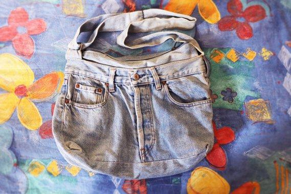 salvare negozio ufficiale miglior fornitore Cucito creativo borse, la creazione originale con i jeans | DonnaD