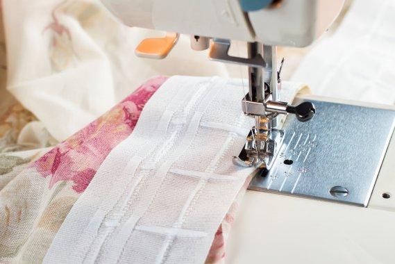 Come Cucire Una Tenda.Tende Facili Per Arredare Con Stile Donnad