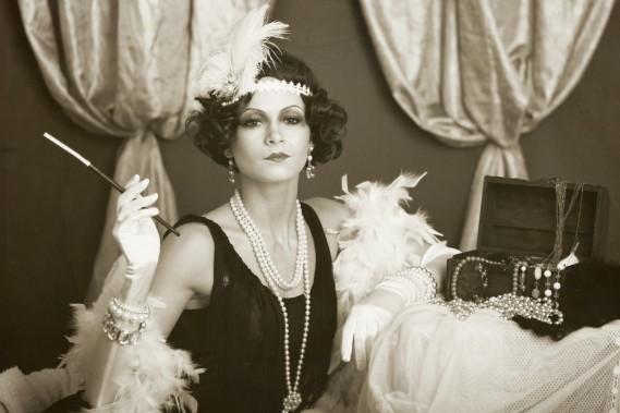Abiti Eleganti Stile Anni 30.Look Anni 30 Per Donne Come Ricreare La Moda Di Quegli Anni Donnad