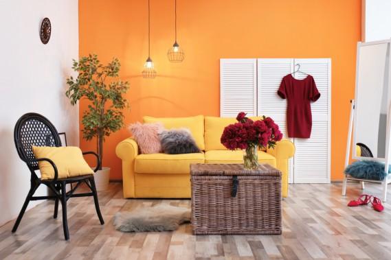 come arredare casa con i colori autunnali donnad On colori arredamento casa