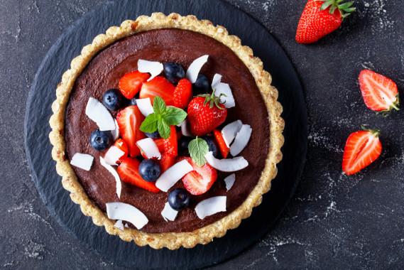 Come decorare una crostata di frutta: 7 idee per le ...