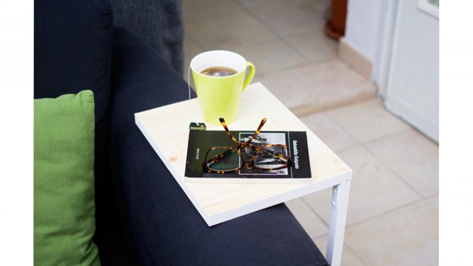 Come creare un tavolino per il tuo divano donnad - Crea il tuo divano ...