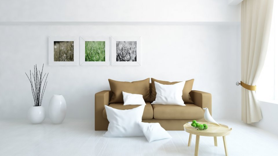 Come arredare le pareti di casa con quadri e stampe donnad - Quadri per arredare casa ...