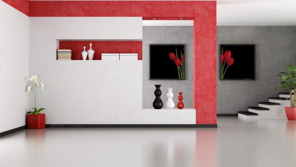 Come arredare le pareti di casa con quadri e stampe  DonnaD