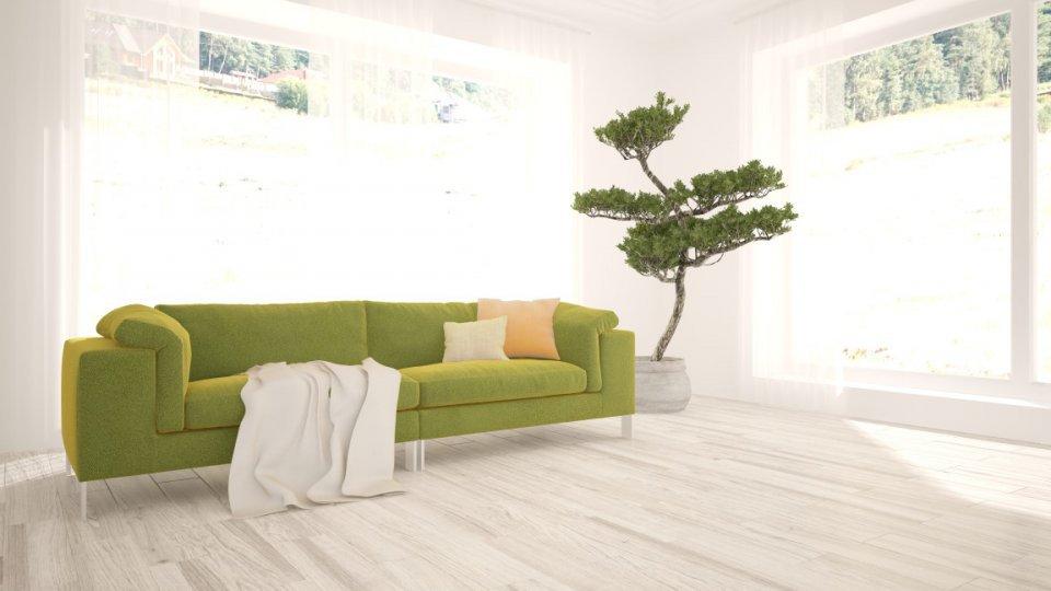 Come pulire il divano di stoffa sfoderabile donnad - Pulire divano microfibra ...