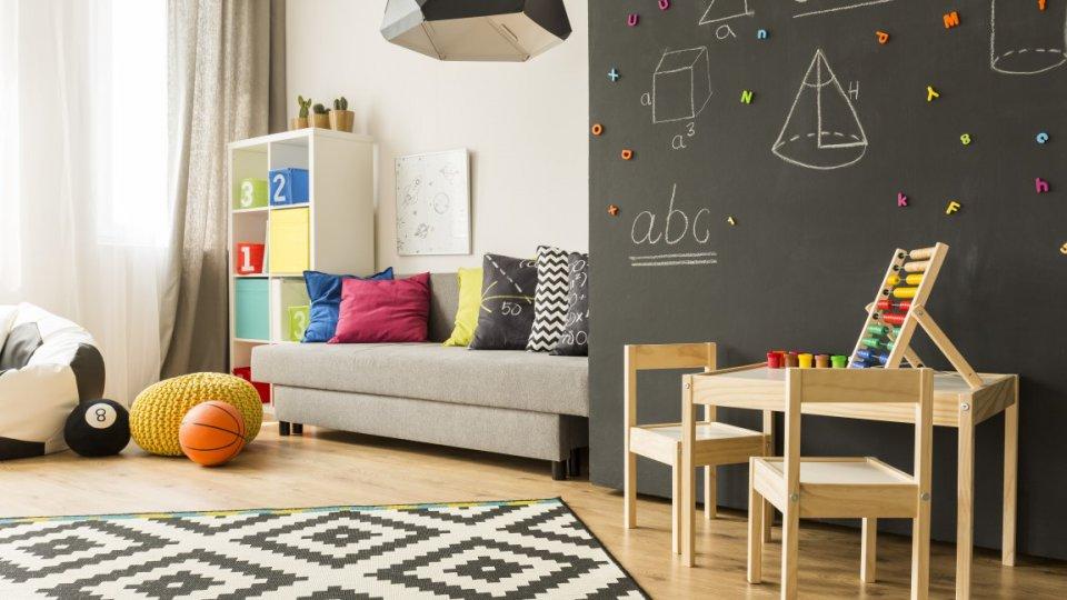 Great come decorare la stanza dei bambini come decorare in for Decorare una stanza per bambini