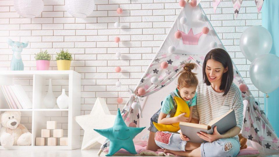 Cameretta dei bambini: 5 idee low cost per decorarla