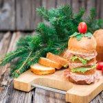 panettone gastronomico salato farcito feste aperitivo