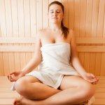 Hot yoga benessere temperature salute