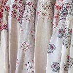 lino tessuto lavaggio bucato