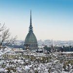 Torino capodanno inverno natale museo Palazzo Madama Mole Antonelliana
